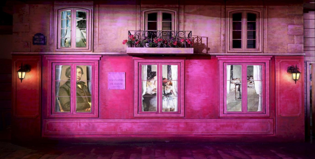 """开启时光之门,来一场梦回19世纪巴黎的""""穿越""""之旅"""